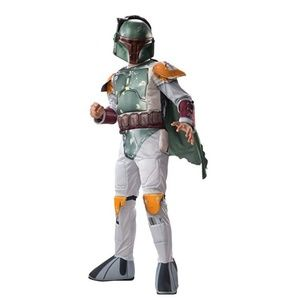 Star Wars Boba Fett Boys' Deluxe Costume